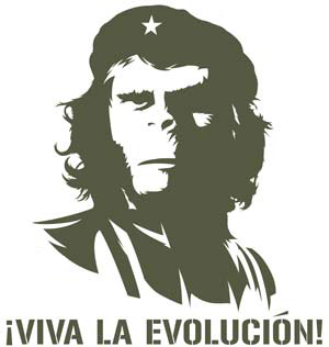 Viva La Evolucion (or Evolution if you prefer)